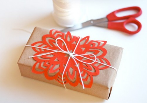 do it yourself gift wrap ideas - number one
