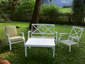 Patio Set on Craigslist