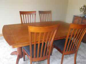 Table and Chairs on Craigslist