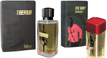 Star Trek: the perfumes...really