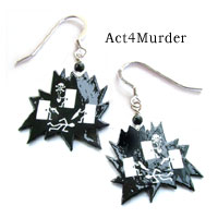 logo jewelry for Act4Murder